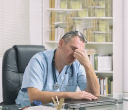 ehr physician burnout