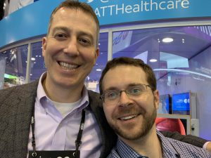 himss 2019 colleagues and friends